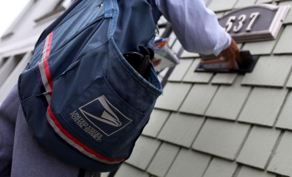 United States Postal Service Delivery