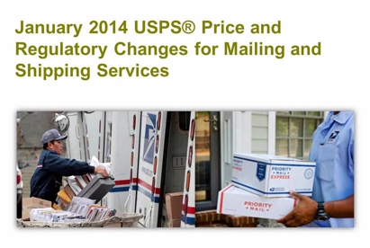 USPS Mailing and Shipping