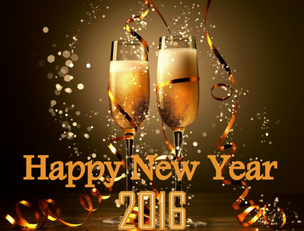 Kopytek Happy New Year 2016