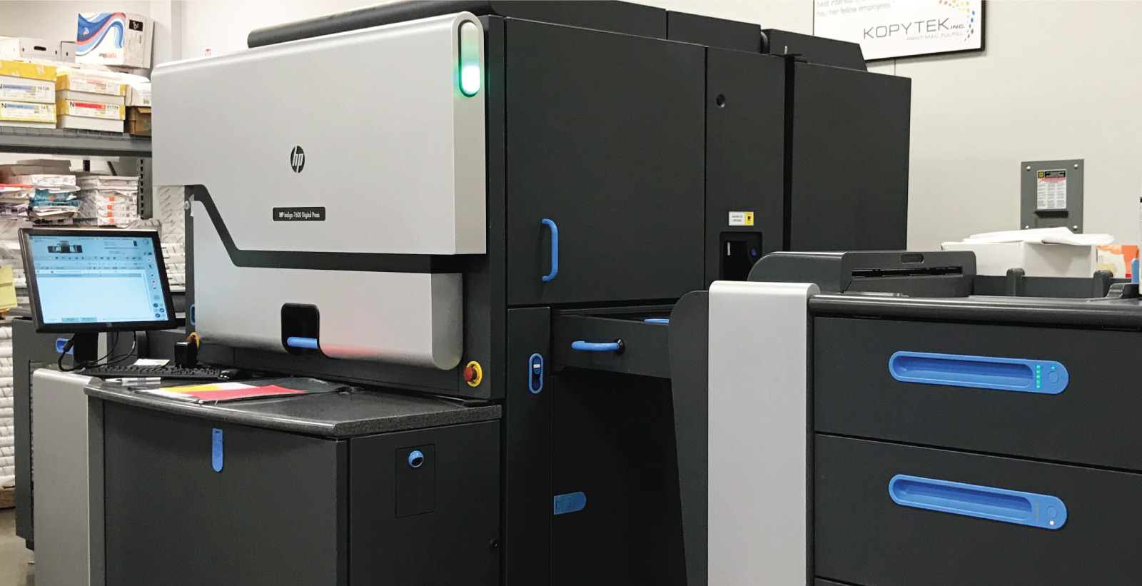 The Future of Digital Offset Printing