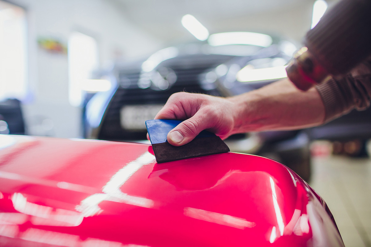 Is A Vinyl Car Wrap Repairable If Damaged?